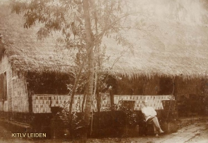Rumah Bambu Van der Tuuk di Singaradja